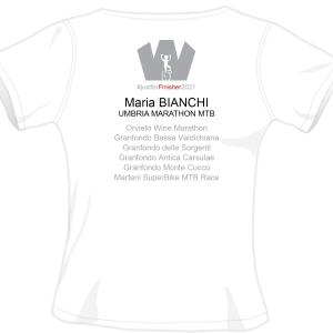 Bianco Women KS Ranking Umbria Marathon MTB 2021 - Retro